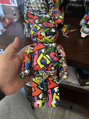 Fantasista Utamaro × BEARBRICK! A Unique BEARBRICK Produced by Tokyo Otaku Mode Bear Brick for Sale in West Sacramento, CA