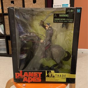 Planet Of The Apes Thade Collectible for Sale in Fairfax, VA