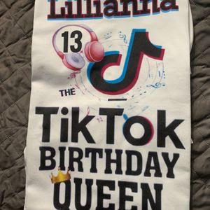 Tiktok Queen Shirt for Sale in Waterbury, CT
