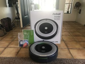 Roomba Robot 690 for Sale in Adelaide, CA