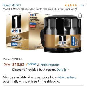 Oil Filter for Sale in Fremont, CA