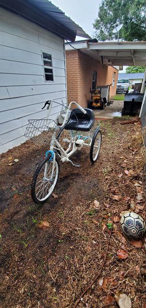 Three wheel bicycle for sale $100 for Sale in Wahneta, FL