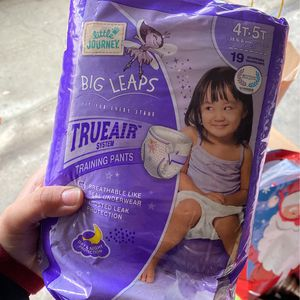 Free Pull Up Training Diapers for Sale in Rosemead, CA