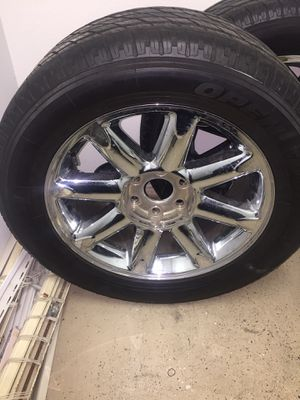 2 Really Good Condition Truck Tires w/ Nice Rims! for Sale in Salt Lake City, UT