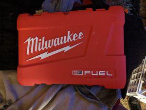 Milwaukee m12 Hammer drill for Sale in Salt Lake City, UT