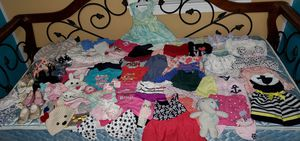 Baby girl clothes from 0 to 18 months for Sale in Aurora, IL