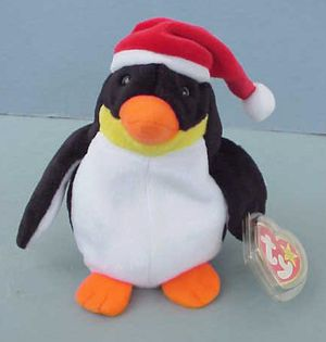 RARE Ty Beanie Baby ZERO THE PENGUIN 1-2-98 w/tags NMT for Sale in West Warwick, RI