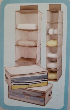 NEW in box 4 piece closet organizer for Sale in Boise, ID