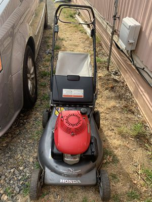 Honda mower. for Sale in Ridgefield, WA
