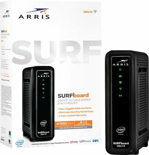 Arris Surfboard AC1600 cable modem/WiFi router for Sale in Beaverton, OR