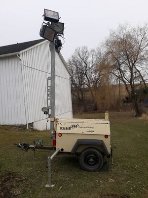 Ingersoll Rand Light Tower for Sale in Sarver, PA