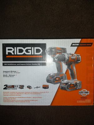 Drill driver and impact kit for Sale in Tampa, FL