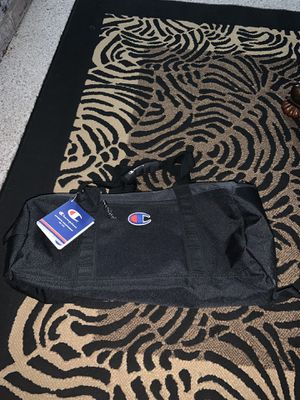 Champion duffle bag deadstock for Sale in Fresno, CA
