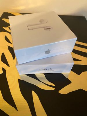 Apple Airpods 2nd Gen wireless charging for Sale in Fullerton, CA