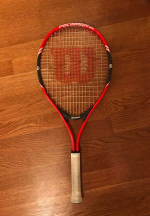 Wilson Feurer Tennis Racket Adult for Sale in West McLean, VA
