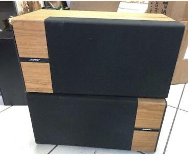Bose 6.2 vintage direct reflect speakers