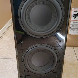 EMPtek ES1010i Dual 10 Inch Subwoofer for Sale in Chandler, AZ