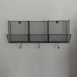 Hanging Entryway Coat Rack Shelf for Sale in Brooklyn, NY