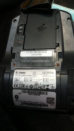 Zebra thermal printer and scanner for Sale in Denver, CO