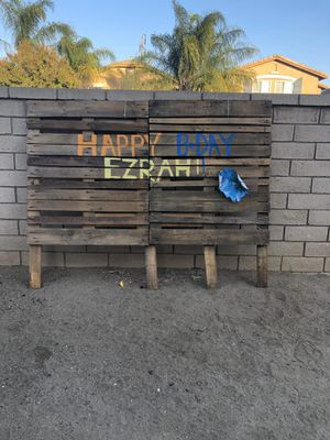Free pallets for Sale in Perris, CA