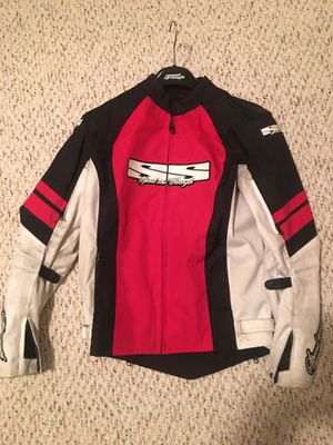 Speed & Strength Red Women's Motorcycle Jacket for Sale in Baltimore, MD