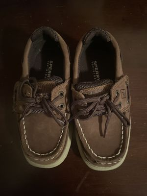Boy's Sperry's Shoes for Sale in Wichita Falls, TX