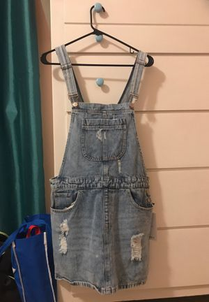 FOREVER 21 OVERALL DRESS for Sale in Thousand Oaks, CA