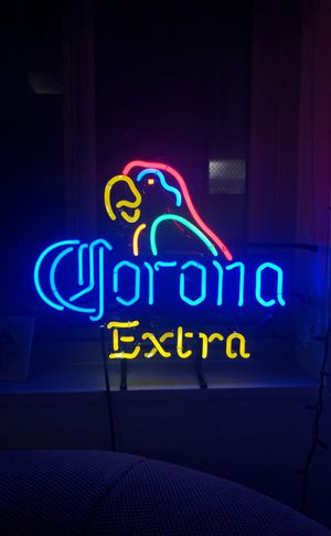 NEON LIGHT Corona extra for Sale in Washington, DC
