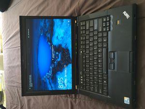 IBM Thinkpad T400 business laptop, Intel Core 2 Duo processor 2.27Ghz——- $175 for Sale in Glenarden, MD