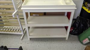 Pottery Barn Changing table for Sale in Huntington Beach, CA