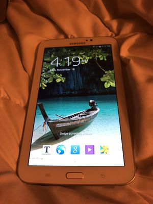 Samsung Galaxy Tablet for Sale in Beverly Hills, CA