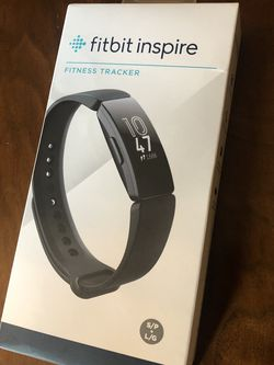 Fitbit Inspire (new In Box) for Sale in Portland,  OR