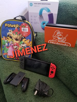 Nintendo switch bundle With all games included for Sale in Santa Ana, CA