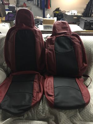 Mazda Miata Leather Replacement Seat Covers for Sale in West Mifflin, PA