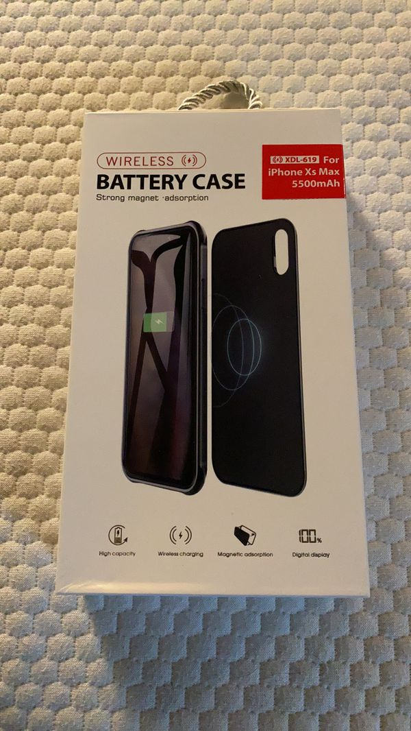 Battery Case for iPhone X max.