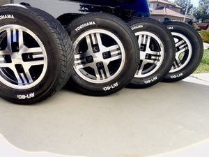 Mazda RX7 wheels RX7 rims for Sale in Anaheim, CA