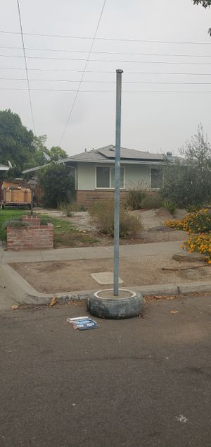 FREE Tether Ball Pole ONLY for Sale in Fresno, CA