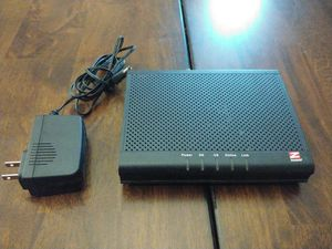 Zoom Internet Modem for Sale in Wilmington, IL