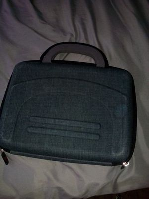 10 inch Kroo Eva Mini Blue Notebook Cube Case for Sale in Boston, MA