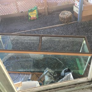 Fish tank 55 gallons for Sale in Snohomish, WA