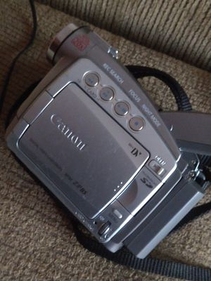Canon camera camcorder for Sale in Los Angeles, CA