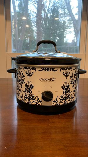 5 quart Crock Pot Slow Cooker for Sale in Raleigh, NC