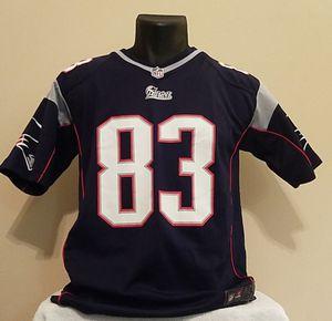 Nike New England Patriots Welker NFL Jersey for Sale in Lilburn, GA