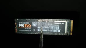 SAMSUNG NAND SSD 970 EVO 1TB NVMe M.2 for Sale in Palatine, IL