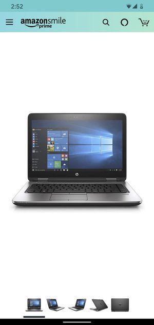 Refurbished HP ProBook 640 G3 Laptop for Sale in Austin, TX