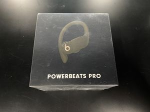 Brand New Powerbeats Pro (Moss) Wireless Earbuds for Sale in Seattle, WA