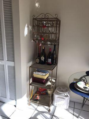 Bar/wine holder for Sale in Miami, FL