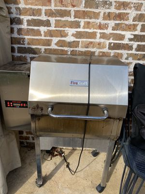 Firecraft Pellet Smoker for Sale in Frisco, TX