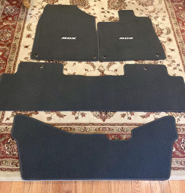 Genuine Acura MDX Carpet Floor Mat Set of 4