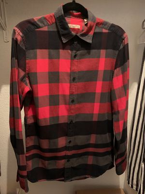 Mens Burberry Shirt Small worn once Regular $400.00 for Sale in Houston, TX